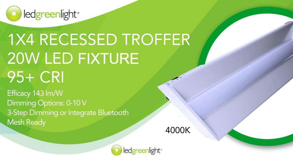 1x4-Troffer-40W-5000K
