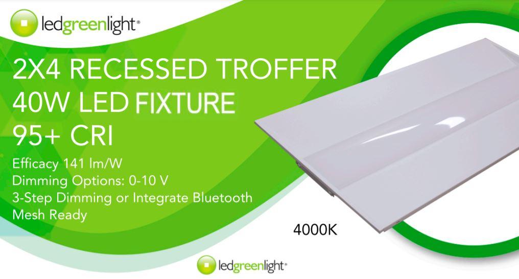 2x4-Troffer-40W-95CRI-5000K