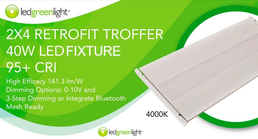10W-LED-4-T8-95CRI-4K